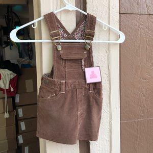 Gap NWT 2 in 1 dress/skirt